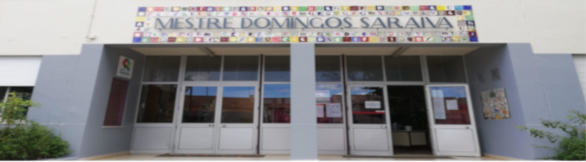 Escola Sede - Escola Básica e Secundária Mestre Domingos Saraiva